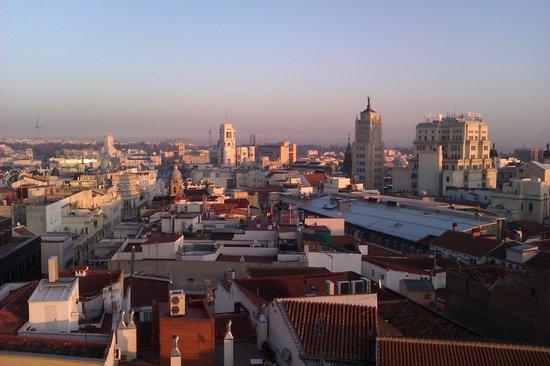 Praktik Metropol: Vistas desde la habitación