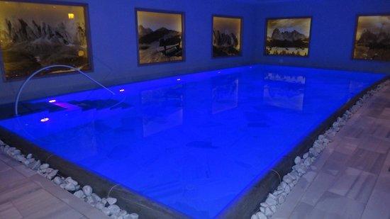 Boutique Hotel Nives: Εσωτερικη πισίνα