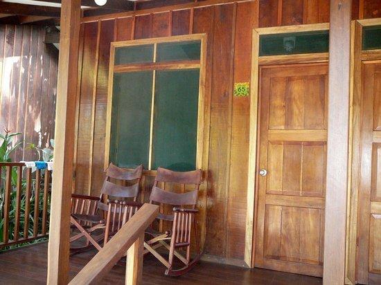 Laguna Lodge Tortuguero : My bungalow
