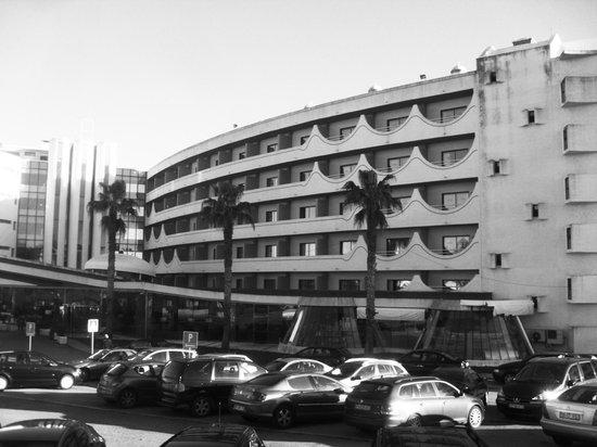 Hotel Paraiso de Albufeira: front