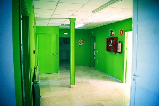 Youth Hostel 4YOU: halls