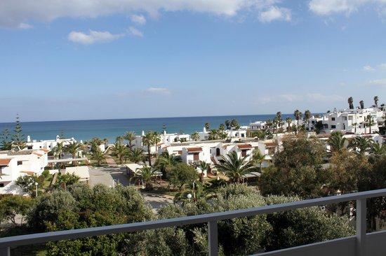 Lyla Confort: Vue sur mer : balcon chambre