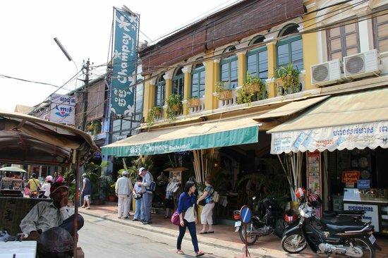 Champey Restaurant: le restaurant