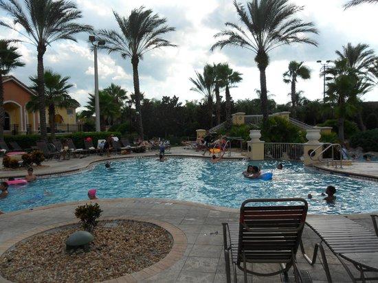 Regal Palms Resort & Spa: pool area