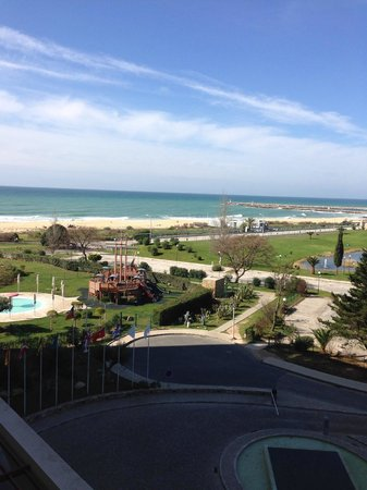 Crowne Plaza Vilamoura - Algarve : View from balcony