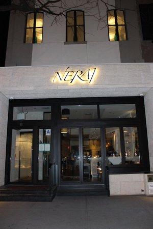 Nerai: Front Entrance