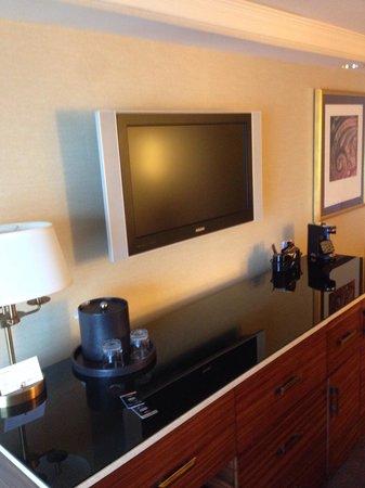 Caesars Atlantic City: Nice room