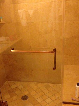 Caesars Atlantic City: Shower