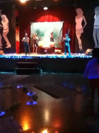 Zita Beach Resort: Spectacle mini-club