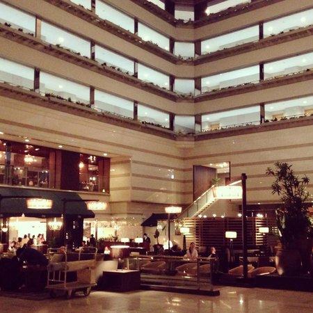 Kyoto Brighton Hotel: The front lobby