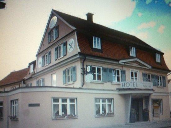 Hotel Landgasthof Fischer : Facciata Hotel