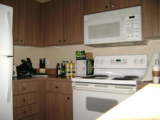 WorldMark Las Vegas-Boulevard: Kitchen
