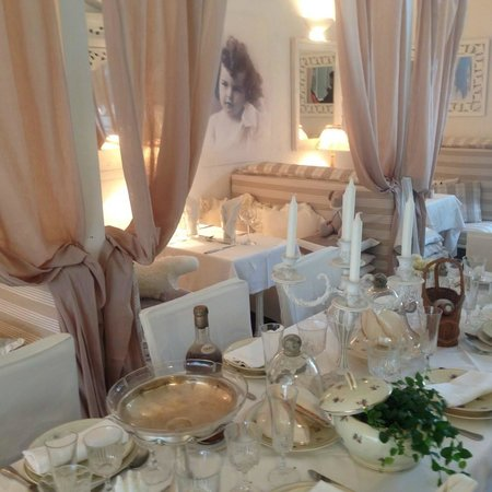 Beausejour : table reception