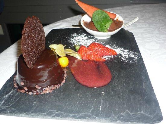Beau site Jehan de Valon: gateau chocolat