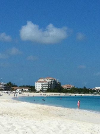 Villa del Mar: Grace Bay Beach