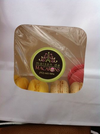 Marche De Macarons: Macarons
