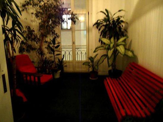 Living Lounge Hostel: Sala de estar de la 3ª Planta