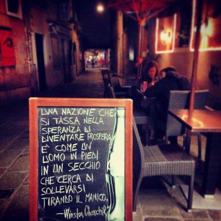 La Frase Del Giorno Citazione Bild Von Ristorante Pizzeria Al