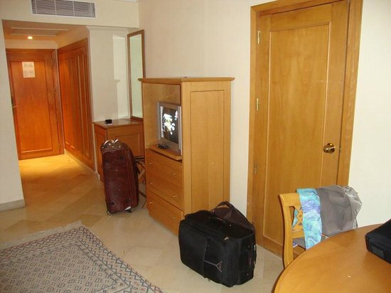 Saphir Palace & Spa: chambre