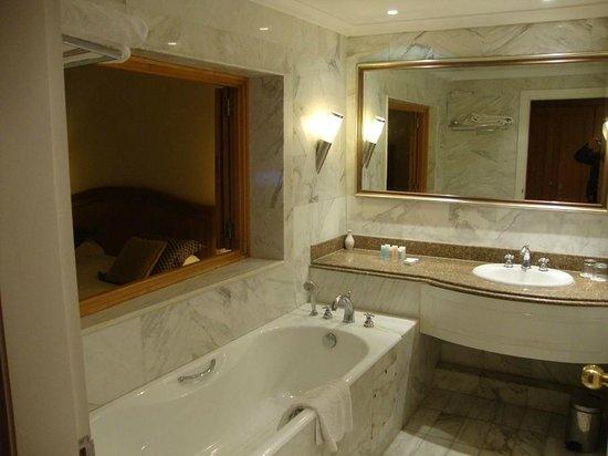 Saphir Palace & Spa: salle de bain
