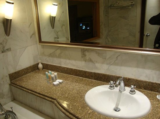 Saphir Palace & Spa : salle de bain