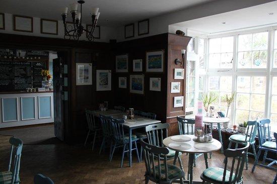 Tremayne Bed & Breakfast : Cafe