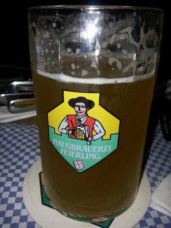 Hausbrauerei Feierling: Great beer!