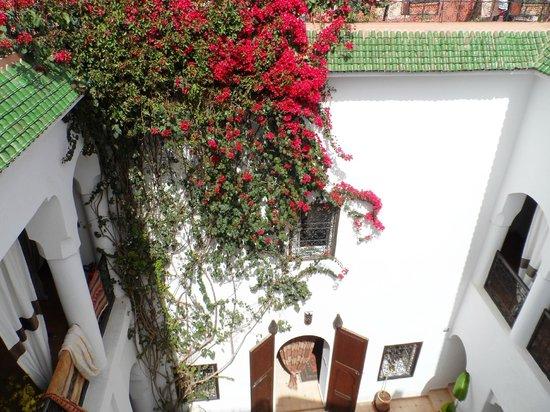Riad Noor Charana: Courtyard (Riad)