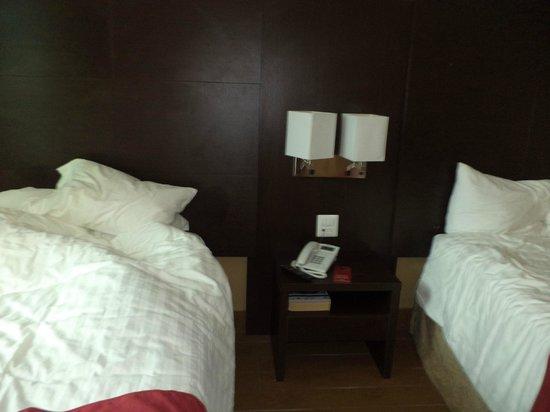 Hotel Principe & Suites: Camas muy comodas