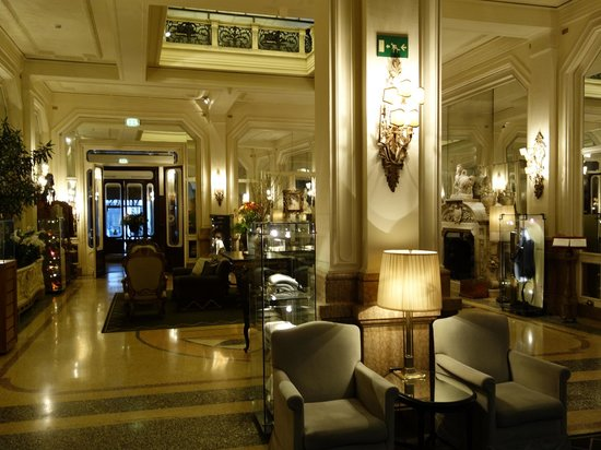 Grand Hotel et de Milan : Lounge
