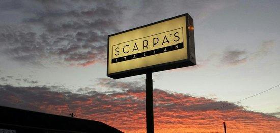 Scarpa's Italian