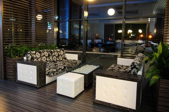 Lobby Bar Grand Hotel Riga