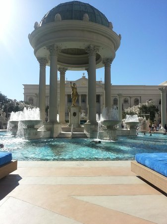 Caesars Palace : Pool