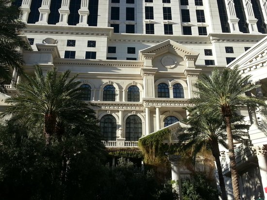 Caesars Palace: By the Pool