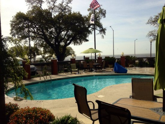 Hampton Inn Biloxi : Pool