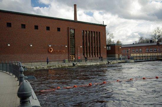 Finlaysonin Tehdasalue - kuva: Finlaysonin Tehdasalue, Tampere - TripAdvisor