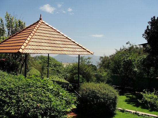 Kodai Resort: Resort Garden