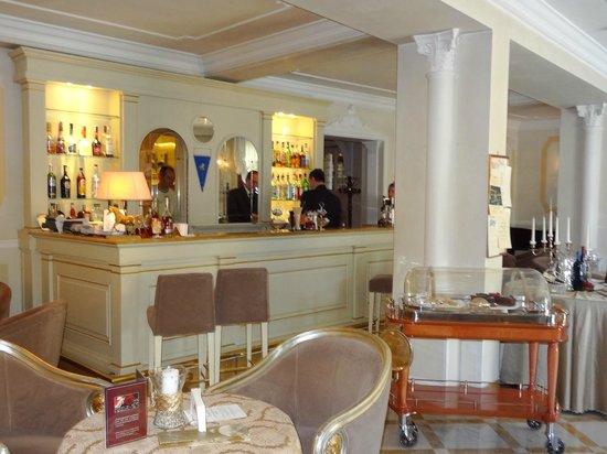 Hotel Carlton on the Grand Canal: Hotel Bar