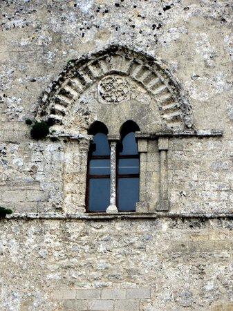 IL Duomo: Fenster im Campanile