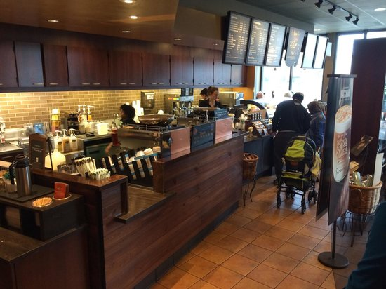 Starbucks Eugene 1079 Valley River Way Ste A
