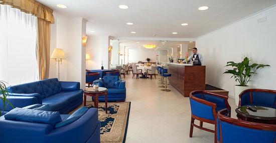 Hotel Caruso : Ingresso