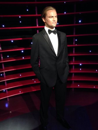 Madame Tussauds Tokyo : Leo