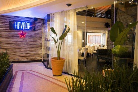 Havana Grill: Entrance