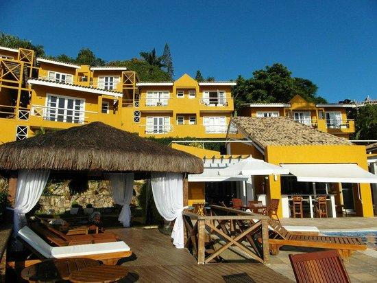 Bahiamarela Boutique Hotel : Vista do hotel