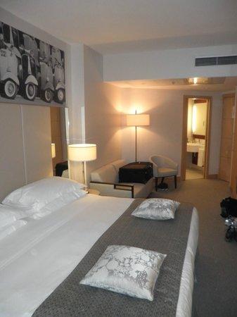 Le Meridien Visconti Rome : Guest room #601