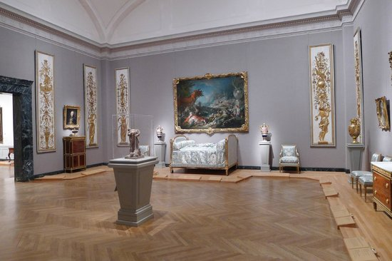 Museum of Fine Arts: One of the museum's galleries