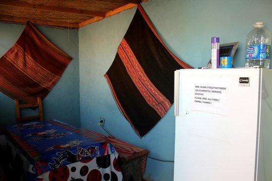 Hostal Tuyasto: La cocina