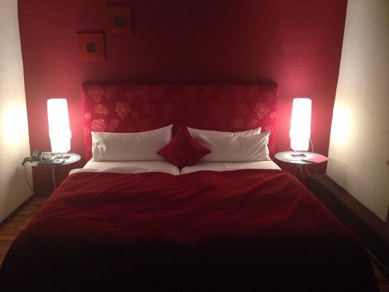 Hotel Engel: Zimmer Elegance