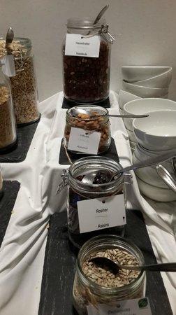 Thon Hotel Tromso : breakfast