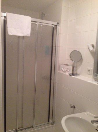 Hotel Engel: Badezimmer